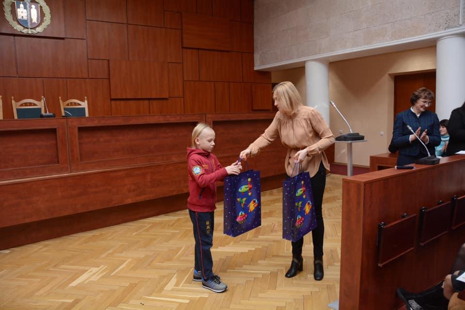Талановиті й обдаровані: у Вишгороді відзначили досягнення дітей і молоді -  - 81996693 2929501387094698 4824204436207304704 n