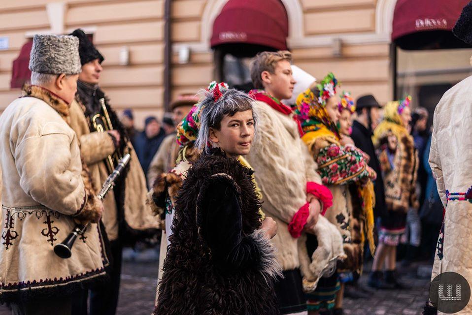 У Чернівцях відбувся VIII етнічно-фольклорний фестиваль Маланок, колоритні фото -  - 82036407 552061505399642 2529440913608933376 o