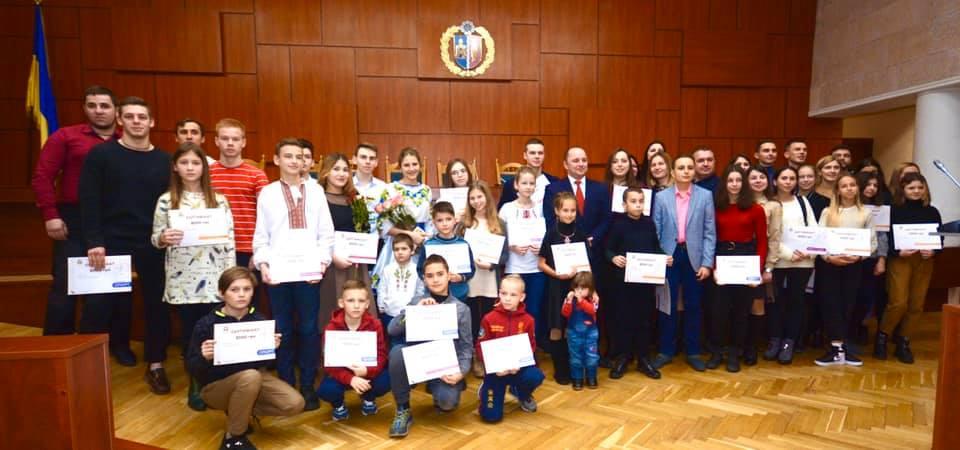 Талановиті й обдаровані: у Вишгороді відзначили досягнення дітей і молоді -  - 82103017 2929501040428066 4599929529002098688 n