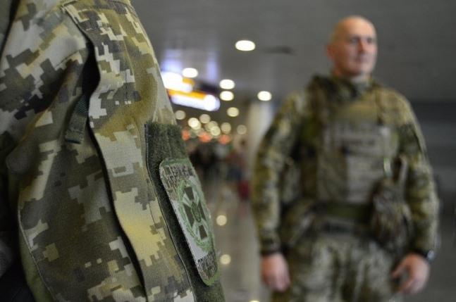 Прикордонники затримали в «Борисполі» розшукуваного Інтерполом іноземця -  - 82179020 744853639334540 4260783913284141056 n