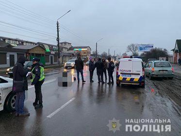 У Борисполі поліцейські на Renault Doker насмерть збили пішохода -  - 82321882 2719413931447095 3740130978182463488 n