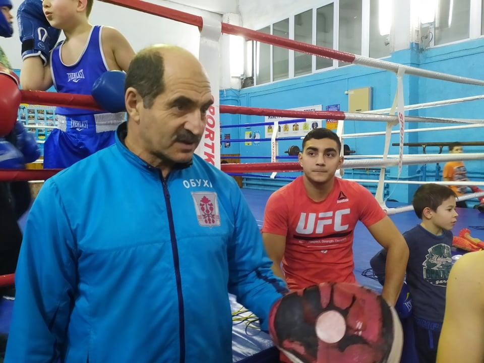82479999_3651611954879503_6687428925011787776_n Боксер з Обухова увійшов до національної збірної команди України