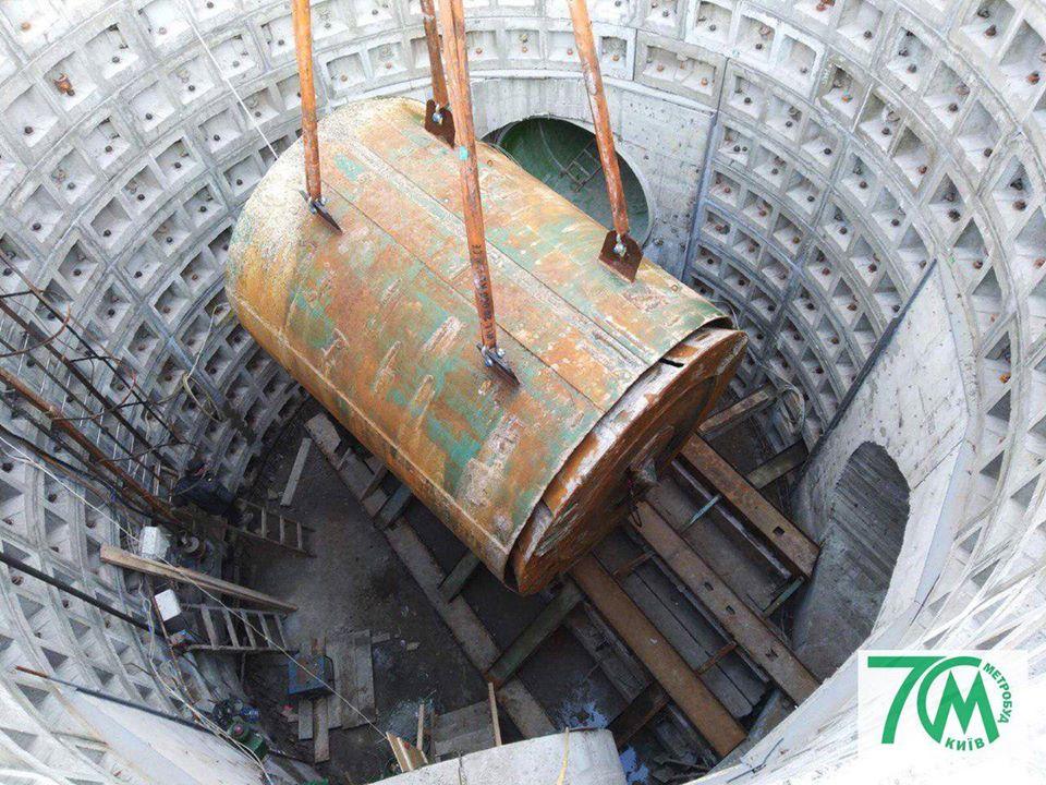 Київ розпочав реконструкцію Бортницької станції аерації -  - 82518309 2736215806445857 3356571788556369920 o