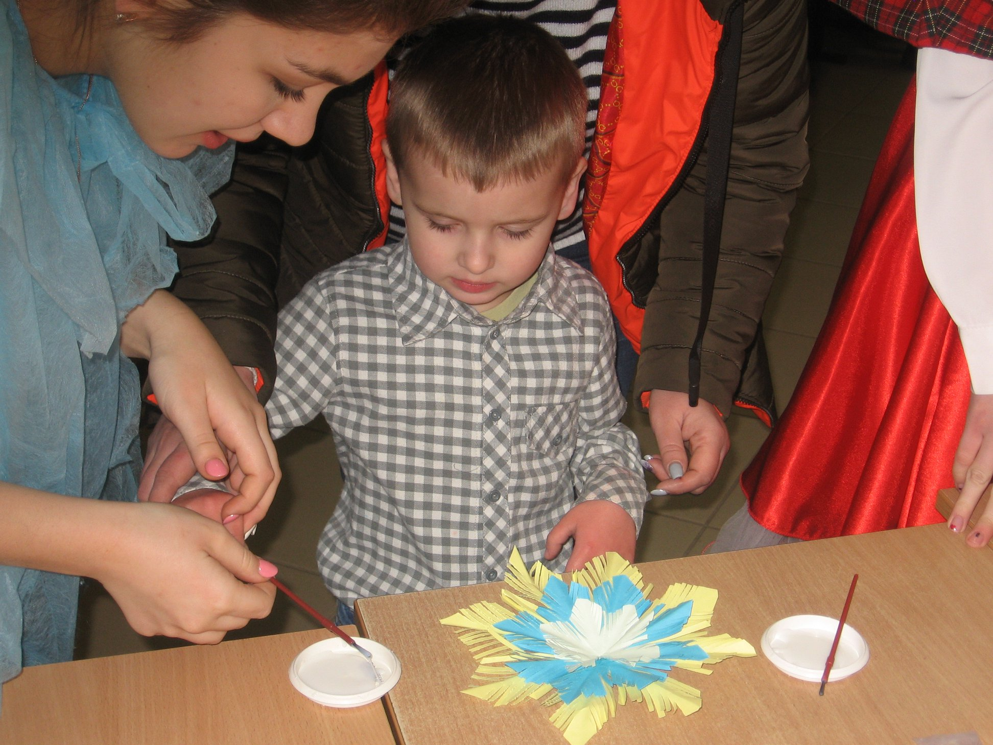 82529005_2465609560425048_5927699023380086784_o У Великій Мотовилівці на Фастівщині відбулось свято для особливих дітей