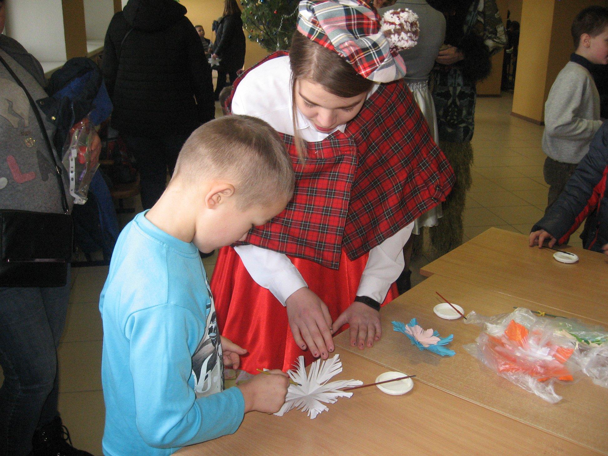 82533512_2465609347091736_4114423123032408064_o У Великій Мотовилівці на Фастівщині відбулось свято для особливих дітей