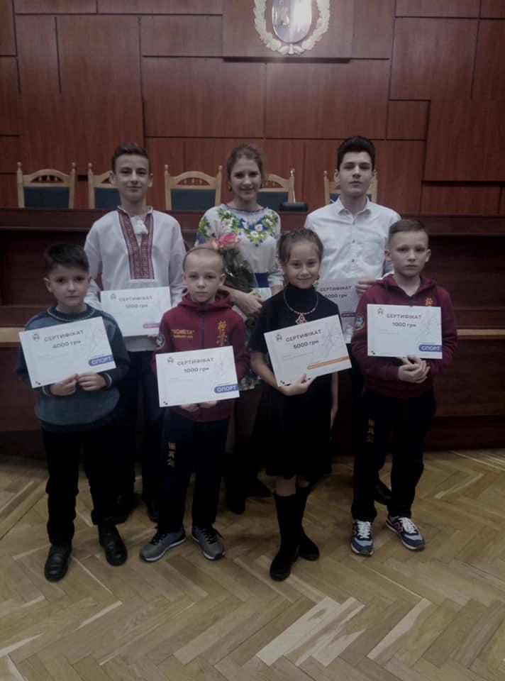 Талановиті й обдаровані: у Вишгороді відзначили досягнення дітей і молоді -  - 82551683 2929645917080245 8360161276252389376 n
