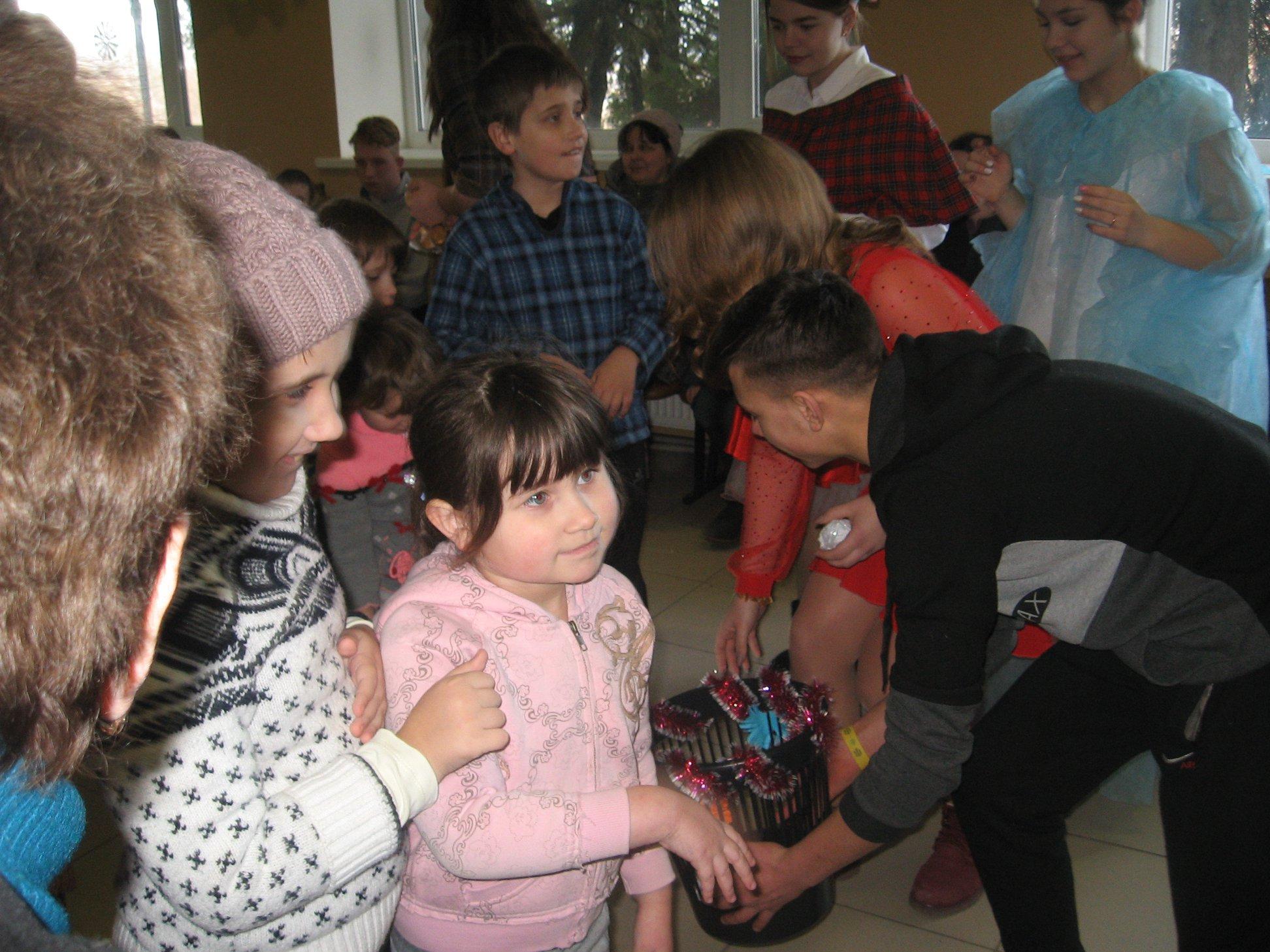 82573877_2465609337091737_3581682986023649280_o У Великій Мотовилівці на Фастівщині відбулось свято для особливих дітей
