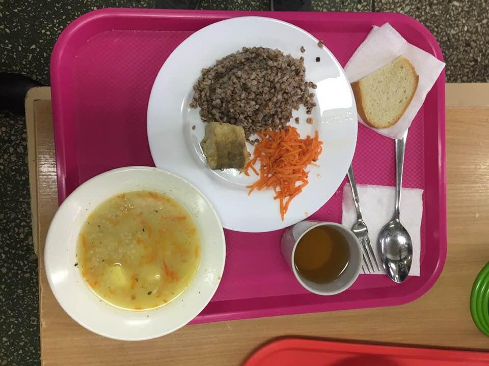 Перша Білоцерківська гімназія вперше в місті впровадила мультипрофільне харчування - Біла Церква - 82578936 2582873858655738 4301814813899620352 n