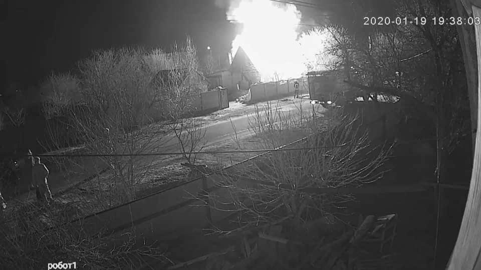 На Бориспільщині пожежа знищила житловий будинок -  - 82646578 2770213826377005 2903458674473172992 n