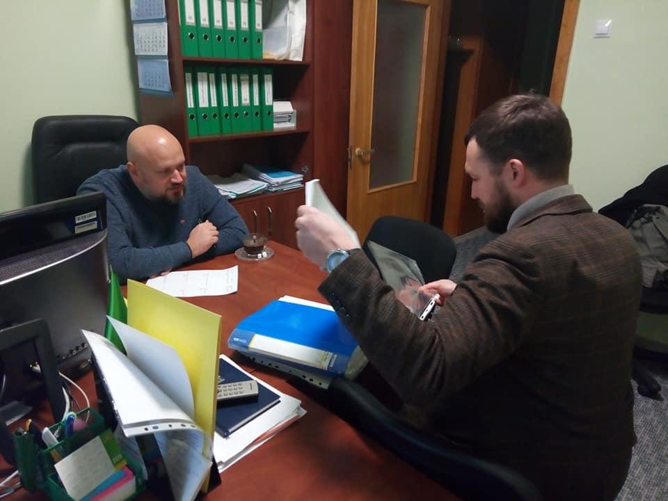Народний депутат Горобець приймає виборців: слідом за Києво-Святошинським районом - Гостомель -  - 82652348 477132426303627 8725968949432287232 n