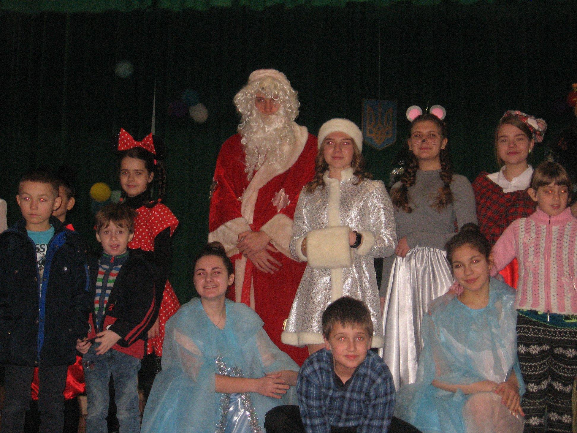 82798815_2465609397091731_487937035336679424_o У Великій Мотовилівці на Фастівщині відбулось свято для особливих дітей