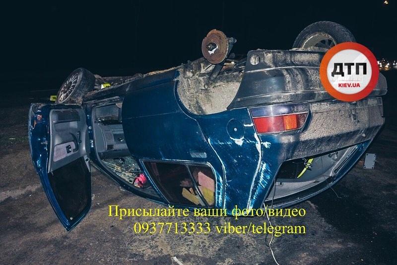Унаслідок ДТП на Броварській трасі загинула жінка -  - 82858103 1560445290788025 5083447717301059584 n 1