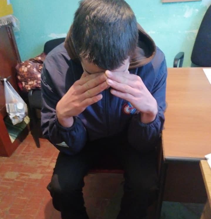 На Фастівщині затримали крадія: поживився чужим майном - Фастівський район, поліція Фастівщини - 82880429 1284778455064432 7627127370914201600 n