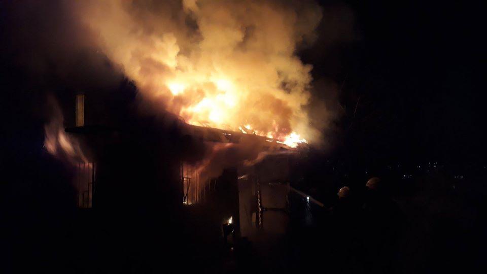 82893167_2974834689202006_8460653619669106688_o Під Києвом у Ходосівці загасили палаючу лазню