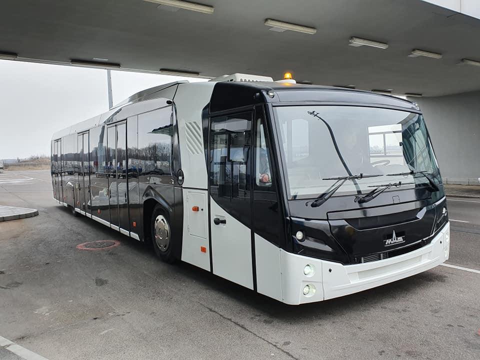 В аеропорту «Бориспіль» запустили бас-гейти і перонний автобус -  - 83011377 2804651282911484 5380716023198515200 n