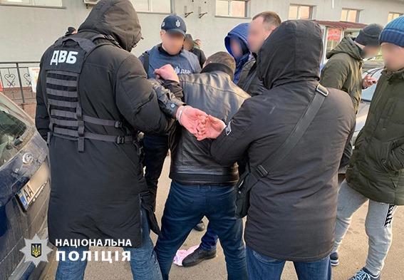 У Києві затримали поліцейського-хабарника -  - 83017143 2673609809394825 7216572211593740288 n