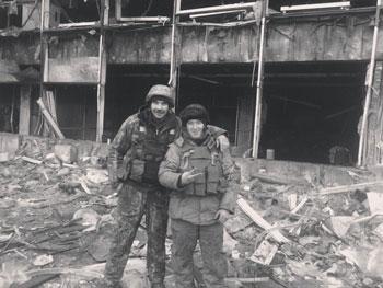 На Кагарличчині чекають додому добровольця, який зник у 2015 році -  - 83074978 595233361023342 8449448140188155904 n