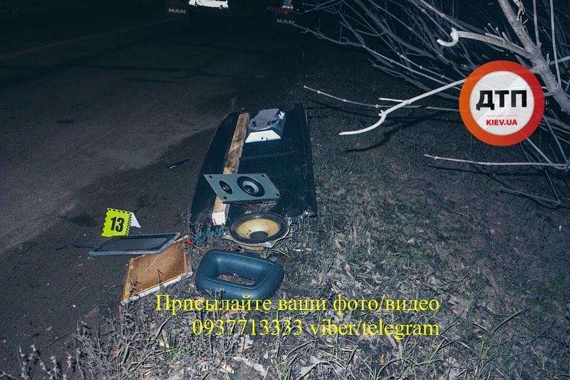 Унаслідок ДТП на Броварській трасі загинула жінка -  - 83303640 1560445437454677 9179300144774905856 n