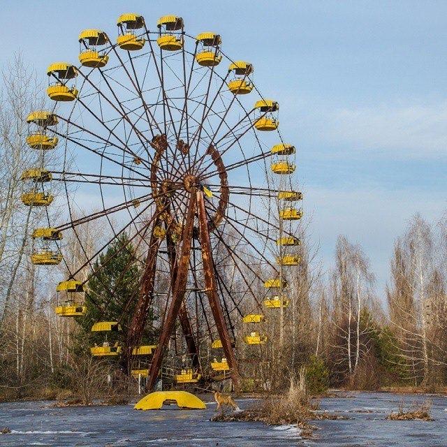 """83352473_2699191120163784_7596715849952526336_n Поїздка зі Славутича: """"Прип'ять – місто мого дитинства"""""""