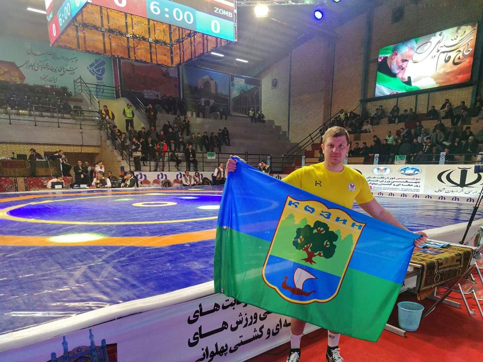 83391522_2714500338626589_40346377317777408_o Борець з Обухівщини відстоював честь України на чемпіонаті світу в Ірані