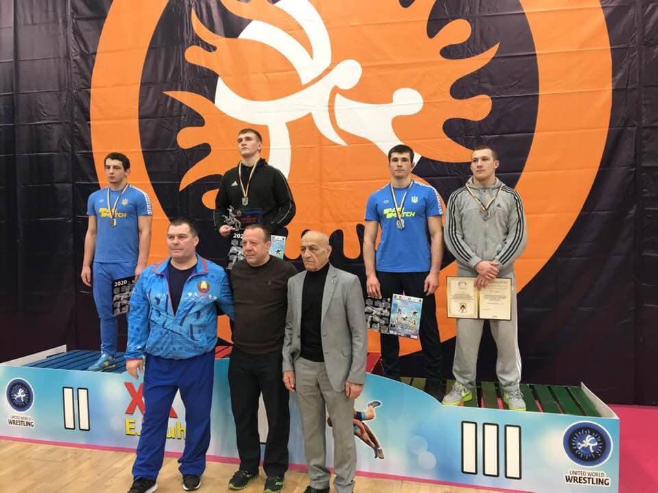 83412094_2255102164797739_3349251811369287680_n Борець з Київщини - бронзовий призер міжнародного турніру