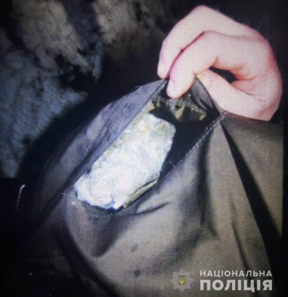 На Київщині чоловік тікав від поліції, бо мав наркотики -  - 83934001 2756926631029158 8348732329623027712 o