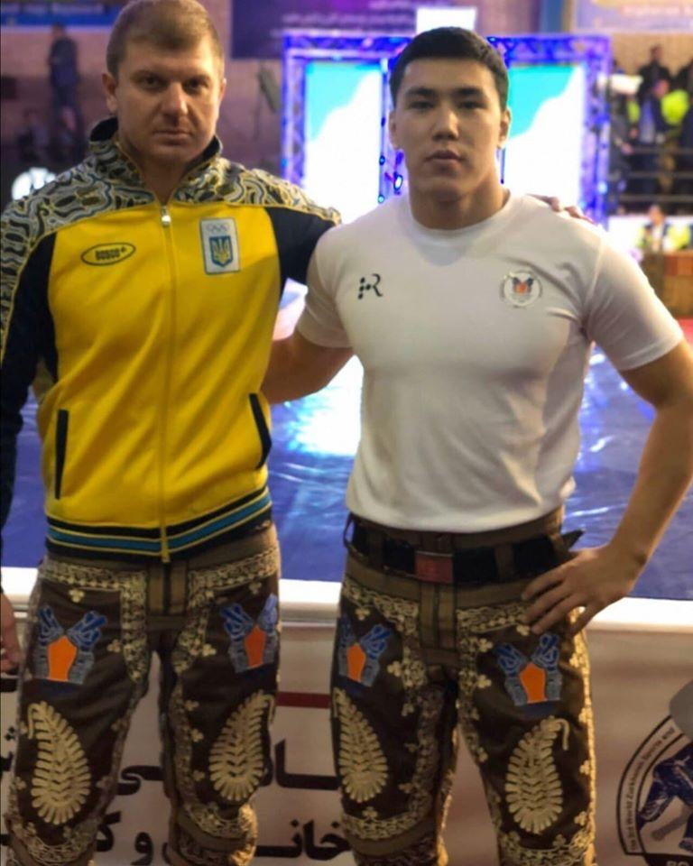 84190830_2714500868626536_2152617718761652224_o Борець з Обухівщини відстоював честь України на чемпіонаті світу в Ірані