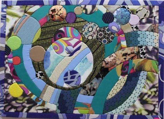У Білій Церкві відбудеться обласний етап Всеукраїнського конкурсу «Космічні фантазії» -  - Borovyk Angelina Parad planet
