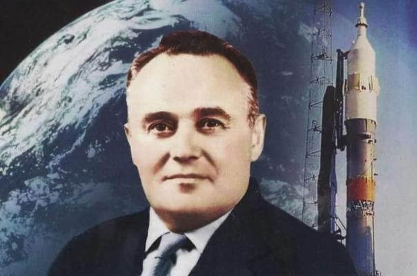 12 січня народився Сергій Корольов -  основоположник практичної космонавтики -  - DkImV9MAnIQ