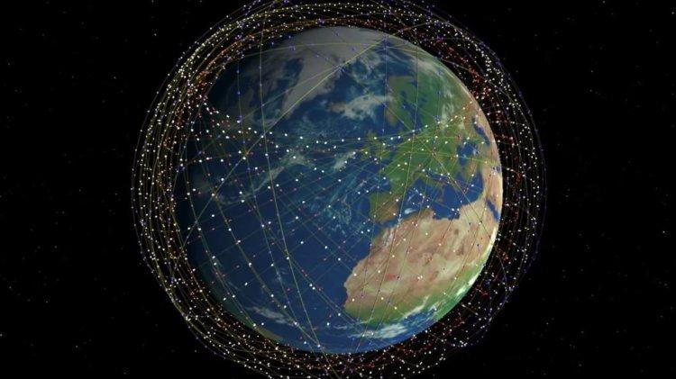 Глобальний інтернет: 12 тисяч супутників запустять у космос -  - FA7DEE87 9635 4C63 8B12 933BB083073C