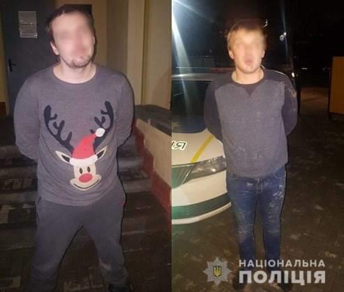 Києво-Святошинський район: двоє молодиків побили людей та забрали в них гроші -  - FB IMG 1578908059642