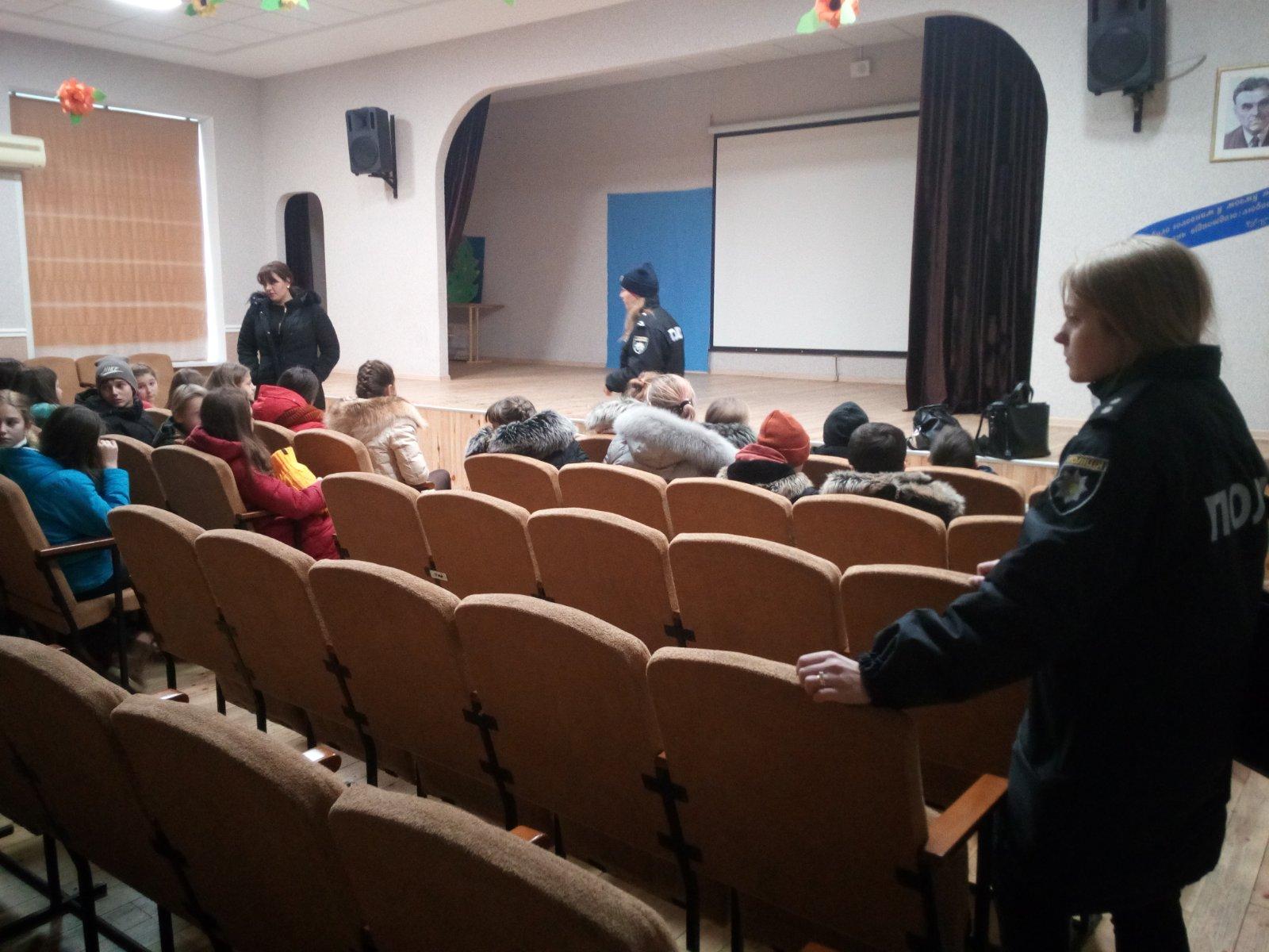 У Броварах евакуювали учнів та вчителів школи №2 -  - IMG 710dabc1334db85e0128df0f70652934 V