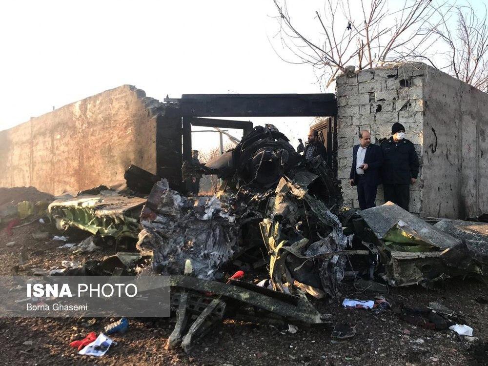 В Ірані розбився літак Міжнародних українських авіаліній -  - IMG 20200108 093153 563