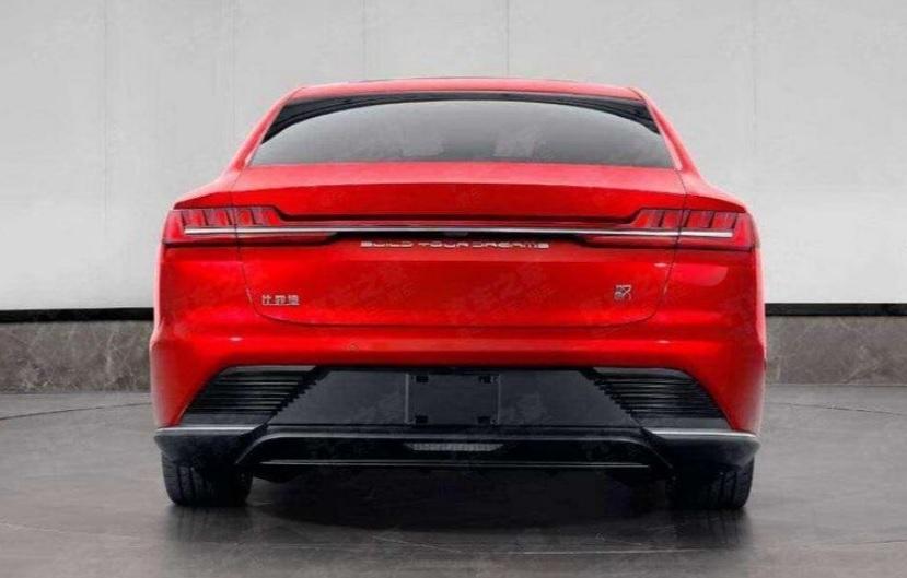 Kytajskyj-elektrokar4 У Китаї створили седан, що стане бюджетною альтернативою Tesla