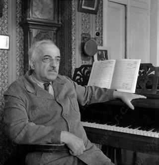 «Музика вічна»: до 125-річчя Бориса Лятошинського - Україна, музика, Київ - LYATSH