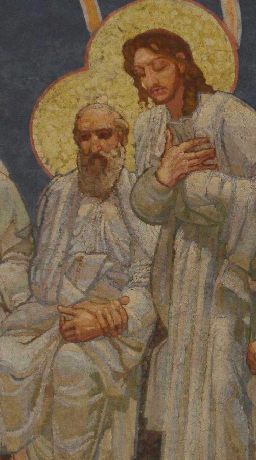 Врубель писав одного з апостолів з «хрещеного батька» київських вулиць - Київ - Leb vrub