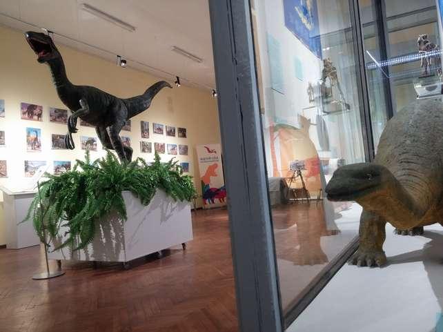 """""""Втрачений світ динозаврів"""": в столичному музеї відбудеться пізнавальний квест -  - NNPM 50 8"""