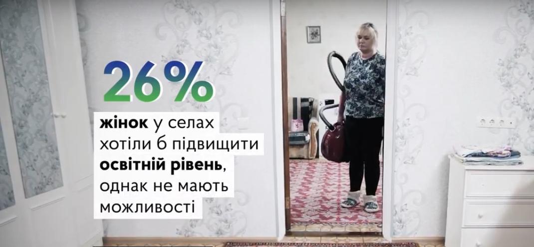 ООН дізнавалася, як живеться жінці в українському селі -  - Novyj rysunok