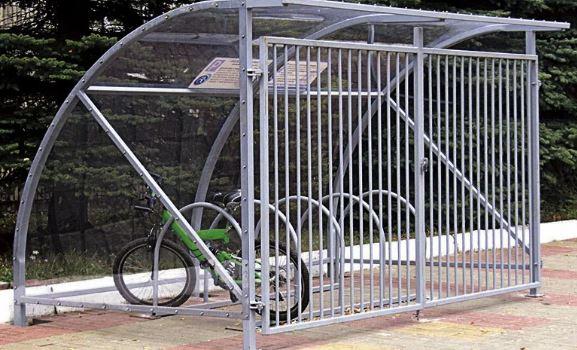 Жителі Ірпеня пропонують облаштувати на вокзалі безпечну велостоянку -  - PVPCH