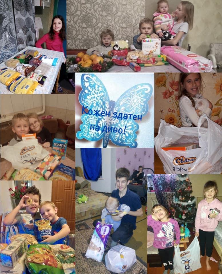Естафета добра: понад 300 продуктових наборів отримали родини Вишгородщини - київщина, естафета добра, Вишгородський район, Асоціація багатодітних родин - Perlyna1