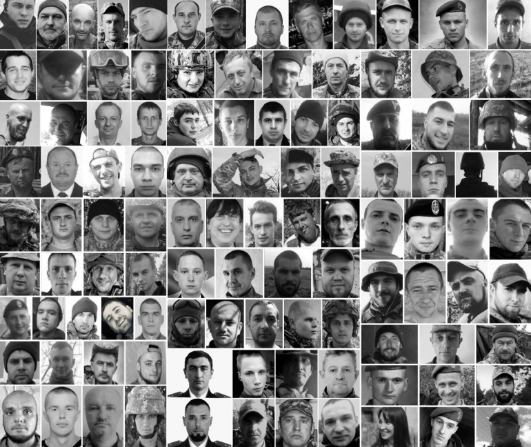 У столиці відбудеться панахида за загиблими у 2019 році українськими воїнами - Російсько-українська війна, панахида - Rms1578054317qYD