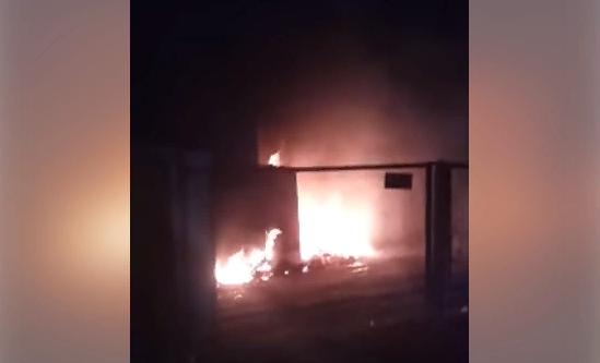 """Screenshot-1-12 У Борисполі дії """"жартівників"""" ледь не призвели до трагедії (відео)"""