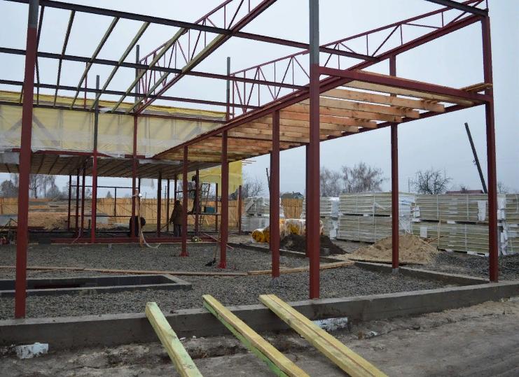 Перший в області Центр безпеки будують на Переяславщині -  - Screenshot 1