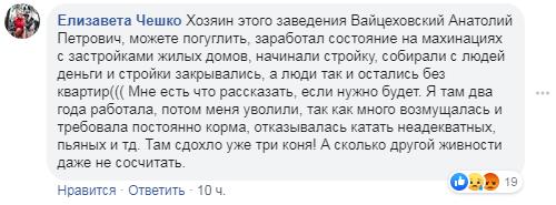 """Коні не винні: на Обухівщині колишній заміський комплекс перетворився на """"тваринний концтабір"""" -  - Screenshot 5 1"""