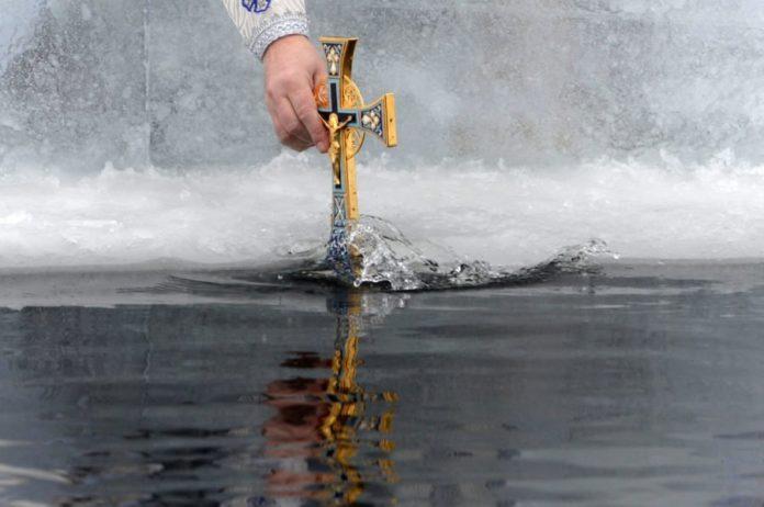 У Фастові відбудеться свято Водохреща (анонс) - Фастів, свято, Водохреща - TSelebnye svojstva vody na Kreshhenie 900x598 696x462