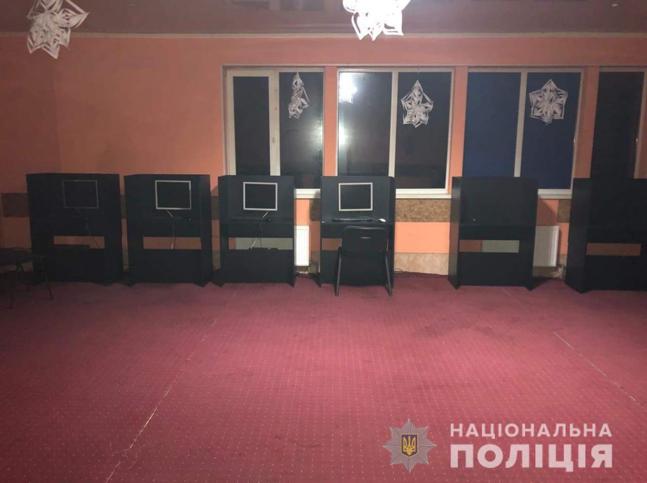 Підпільний бізнес: на Білоцерківщині виявили незаконний гральний заклад - поліція Київщини, гральні заклади - WhatsApp Image 2020 01 13 at 09.47.53