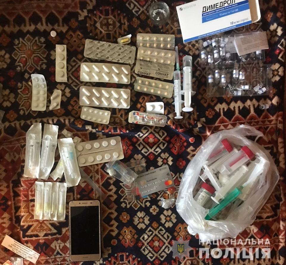 У Білій Церкві викрили торгівців наркотиками: торгували метадоном та соннатом (ВІДЕО) -  - WhatsApp Image 2020 01 15 at 12.29.04