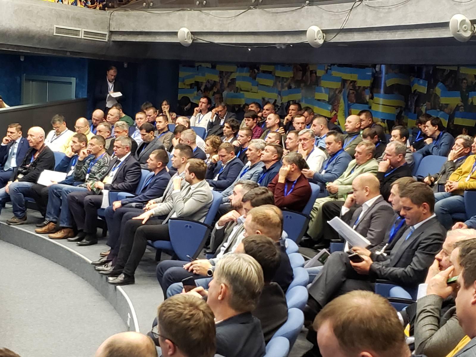 Київська обласна федерація футболу стала асоціацією -  - Z DnNar32
