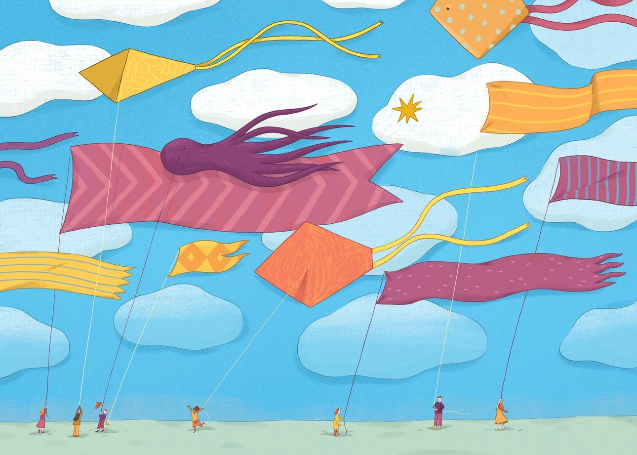 Ілюстраторка Євгенія Гайдамака: робота дає мені можливість досліджувати світ - Україна, світ - ZHenya8