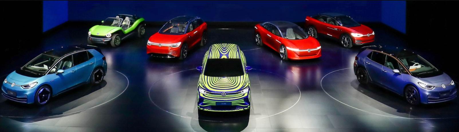 Амбітні плани Volkswagen: 28 мільйонів електромобілів до 2028 року - електромобілі - asdas